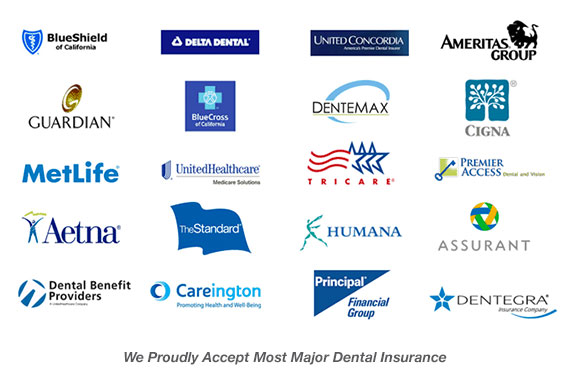 Dental Insurance Carriers logos